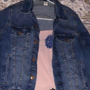 Denim jacket 💙